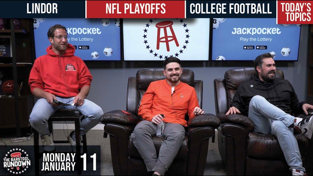 NFL Playoff Recap - Barstool Rundown - January 11, 2021