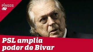 Crise no PSL: Poder de ala pró-Bivar é ampliado e 5 deputados bolsonaristas são suspensos