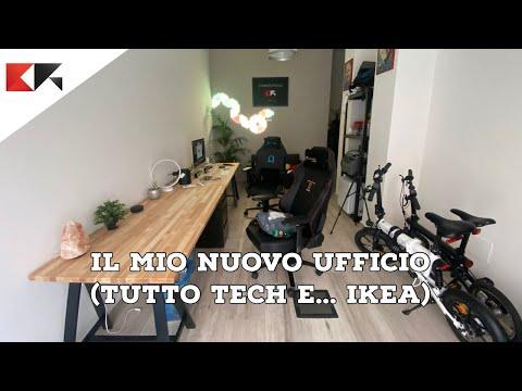 IL MIO NUOVO UFFICIO tutto TECH e    Ikea