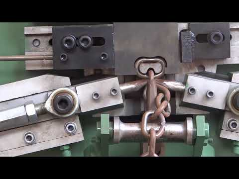 CBM12 Chain Machine ‖ OHA GROUP