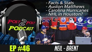 "Podcast: Ep #46 ""Facts & Stats, Matthews, Carolina, Houston + More!"""