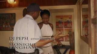 DJ Pepsi ft Monique Bingham - PRIDE video - Pepsi's NYC - Soweto cut