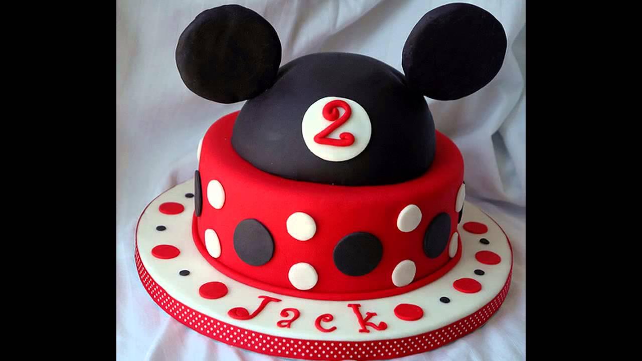 2nd Birthday Party Cake Ideas Youtube