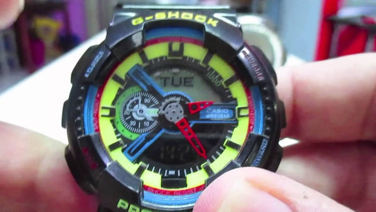 Replica g shock watches - Replica G Shock Watches 16