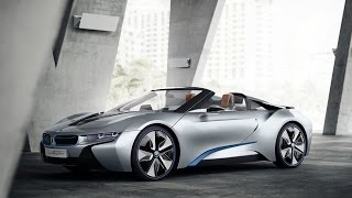 2017 bmw i8 spyder review rendered price specs release date