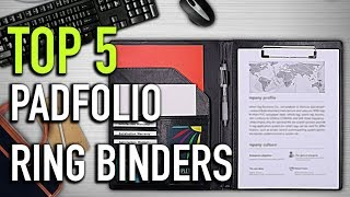 Video TOP 5: Padfolio Ring Binders 2018 download MP3, 3GP, MP4, WEBM, AVI, FLV Juni 2018