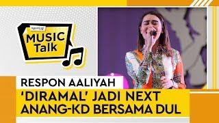 Gambar cover #MusicTalk Aaliyah - Berharap Tak Berpisah