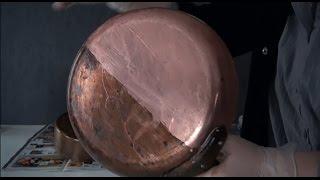 astuce pour nettoyer le cuivre : écolo, rapide et pas cher !