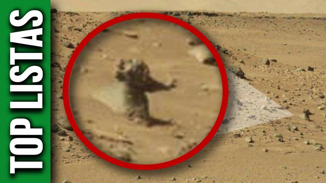 Resultado de imagen para Fotos de seres en Marte