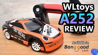 [Review] WLtoys A252 - 1/24 4WD Drift Car