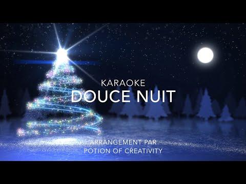 Douce nuit, chant de Noël en Karaoké