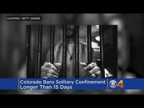 Colorado Bans Solitary Confinement For Longer Than 15 Days