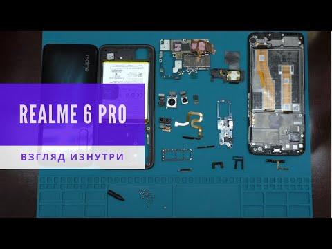 Обзор Realme 6 Pro - взгляд изнутри. A Star Is Born.   China-Service