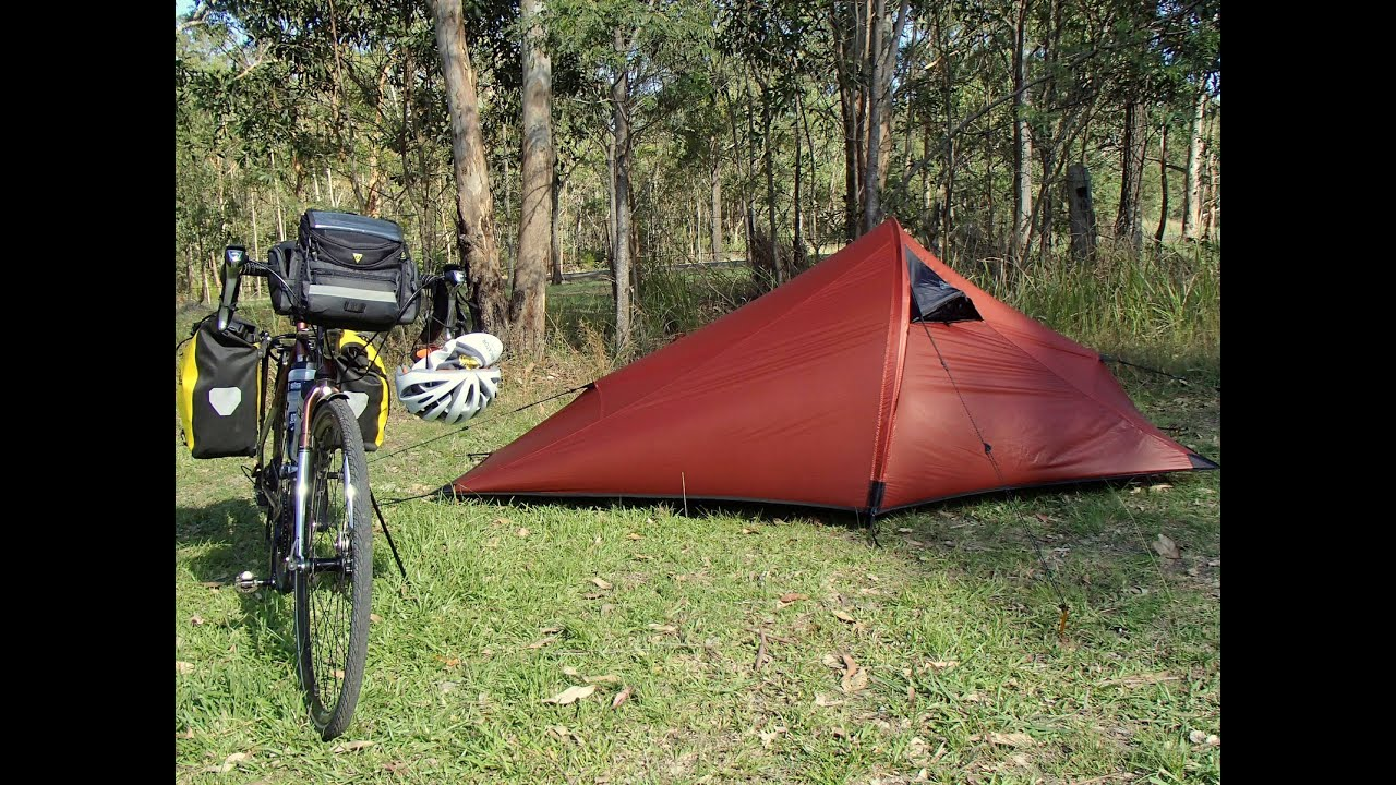 Gear review Wilderness Equipment Tectite 1 UL tent & Gear review: Wilderness Equipment Tectite 1 UL tent - YouTube