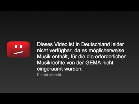 Gesperrte Youtube Videos mit Youtube Unblocker entsperren