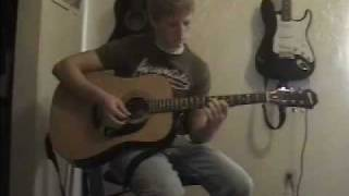 Ugly (Acoustic Guitar Cover) - The Exies (WITH TABS!!!)