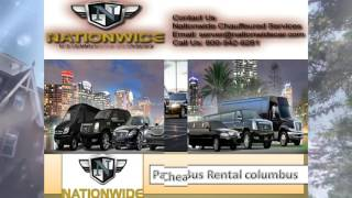 Jacksonville Party Bus - Jacksonville Limo Rental, JAX Airport Transportation Services