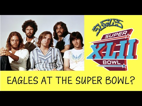 [OC] [Highlight] [4 Minutes] In 2007, The Eagles were asked by the NFL to play at the Super Bowl XLII halftime show. The band, for some reason, declined the invitation. This is the story of how The Eagles almost played at halftime of the Super Bowl