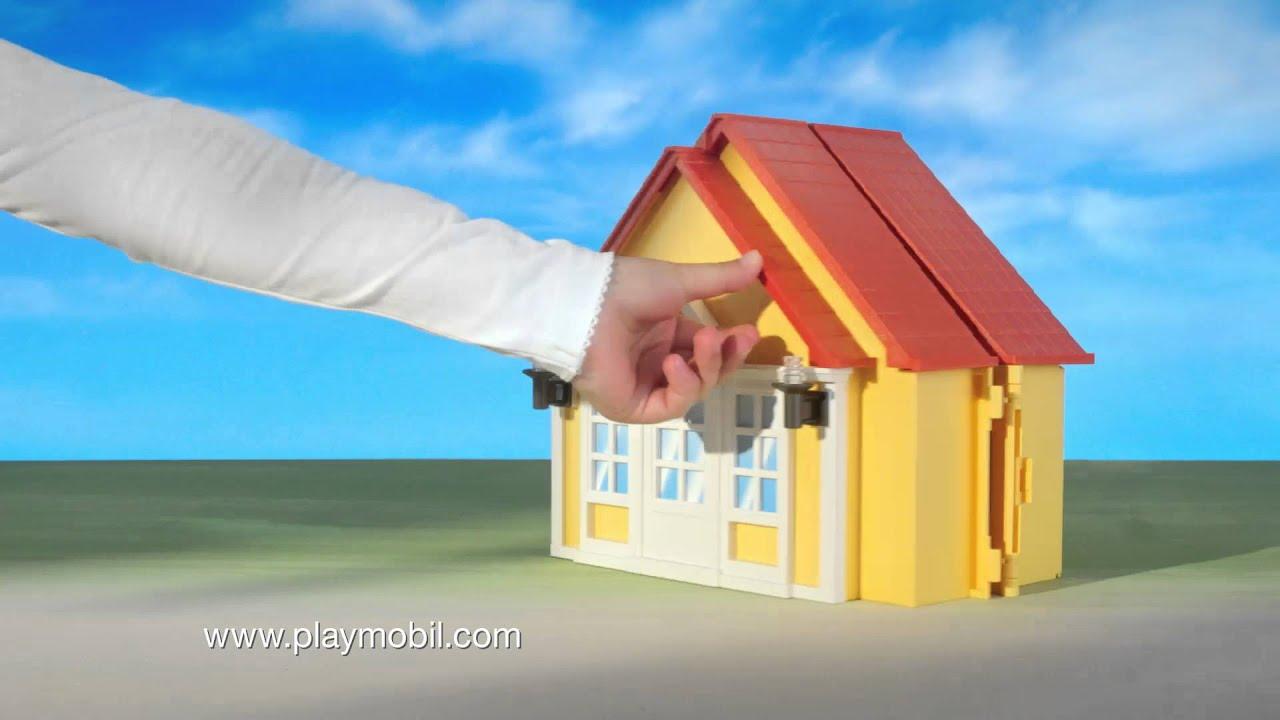 Playmobil les policiers et la maison de vacances - Toutes les maisons playmobil ...