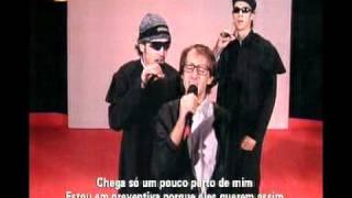 Bruno Nogueira e Marco Horácio (Inimigo Público) - Retratamento