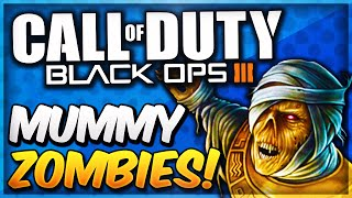 Black Ops 3 Zombies - Chicago, MUMMY ZOMBIES & Map Names, Der Riese Remake! (COD BO3 Leaked Info)
