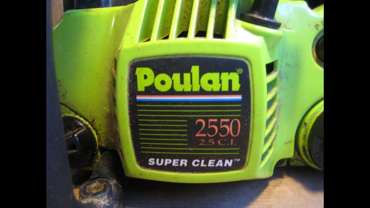 poulan chainsaw fuel line air filter fuel filter replacement [ 1280 x 720 Pixel ]