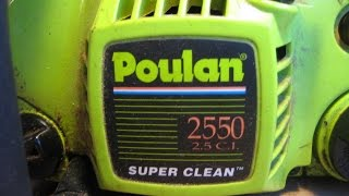 Poulan Chainsaw Fuel Line Air Filter Fuel Filter Replacement