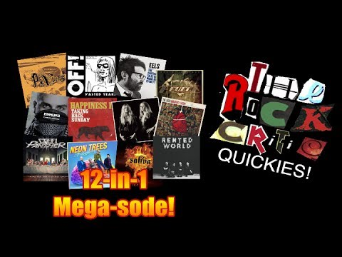 QUICKIES!: 12-in-1 Mega-sode! (Catch-Up...