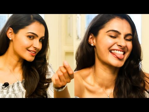 """""""Director asked me to kick that thing..."""" - Andrea Jeremiah & Much More! 