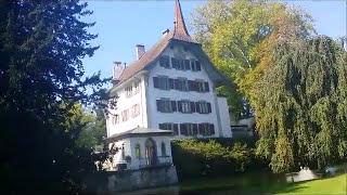 Utzenstorf Kanton Bern  Emmental - Swiss City Image Video