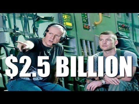"James Cameron Sued For $2.5 Billion Over ""Avatar"""