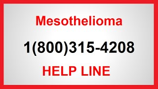 Mesothelioma Attorney Washington DC | 800-315-4208 | Asbestos Lawyer Washington DC