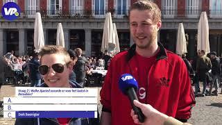 QUIZ: Wat weten de Ajax-fans over Real Madrid - Ajax?