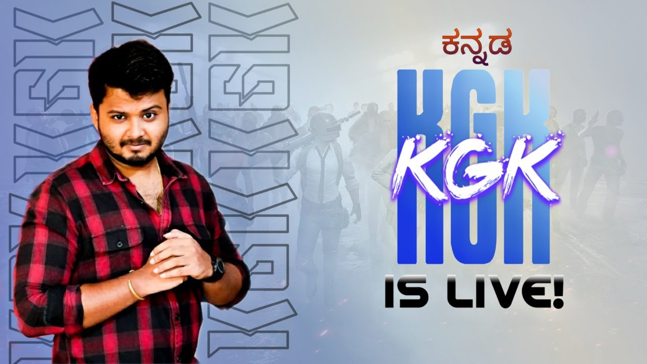 Download KANNADA LIVE | PUBG Mobile | Donation Msgs on Screen