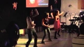Video | Vũ Điệu Lambada Nhóm Thiếu Nhi Århus | Vu Dieu Lambada Nhom Thieu Nhi Århus