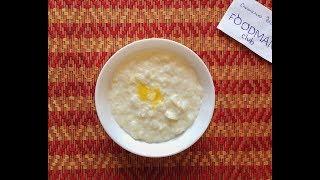 Молочная рисовая каша в мультиварке: рецепт от Foodman.club