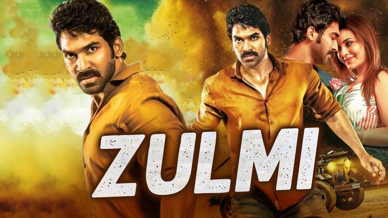 ज़ुल्मी (2019) न्यू रिलीज़ हिंदी डब फिल्म | नई साउथ मूवी हिंदी 2019 | हिंदी फिल्म 2019