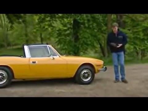 Triumph Staaaaag - Clarkson's Car Years - BBC