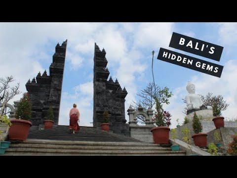 The Most Unique Temple in Bali (ITS NOT WHERE YOU THINK) | North Bali Vlog #3