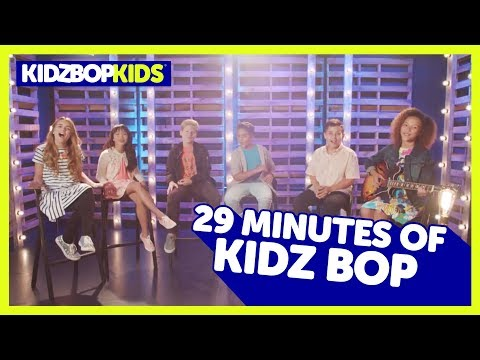 KIDZ BOP Kids  Send My Love, Castle On The Hill & other top KIDZ BOP songs 29 minutes