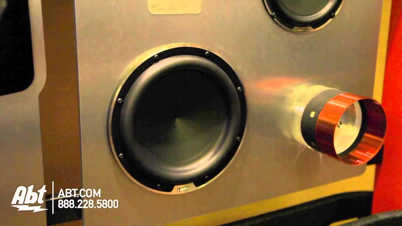 Hertz Mille Speakers CES YouTube - Abt speakers