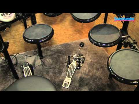 Alesis DM7X Electronic Drum Kit Overview - Sweetwater at Winter NAMM 2013