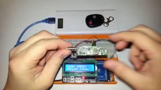 Кодграббер на Arduino за три минуты