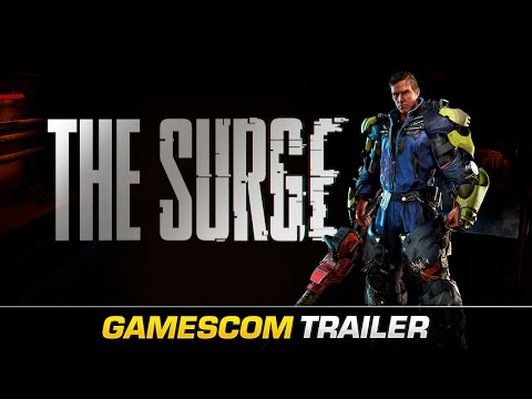 [Gamescom 2016] The Surge - Gamescom Gameplay