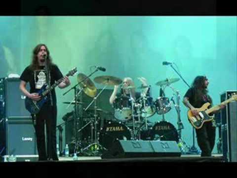 Harvest instrumental Opeth cover