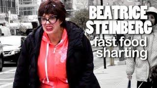 Beatrice Fast Food Sharting Prank