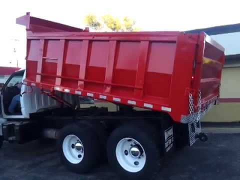 International Trucks For Sale >> 1996 CHEVROLET TOPKICK TANDEM DUMP TRUCK FOR SALE - YouTube