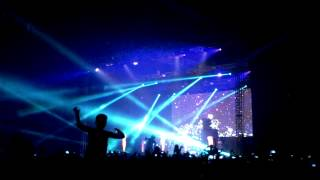 Dimitri Vegas & Like Mike vs Steve Angello - Sentido  Puebla Centro Expositor