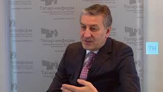Airat Farrakhov: digitalization bilan shifoxonalarda kapital ta'mirlash dasturini men qo'shdik