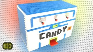Lego Mindstorms Candy Machine V4 [GIGANTIC]